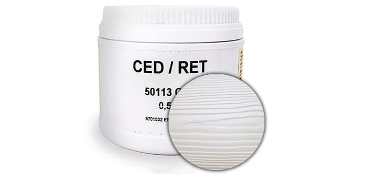 Краска для ретуши CEDRAL С07 (Зимний лес)