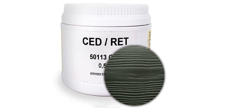 Краска для ретуши CEDRAL С31 (Зелёный минерал)