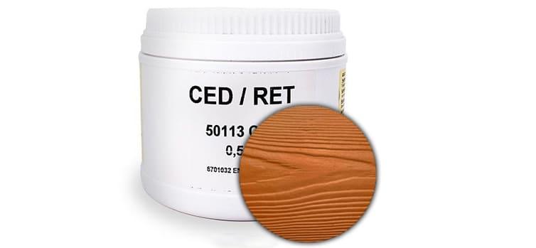 Краска для ретуши CEDRAL С32 (Бурая земля)