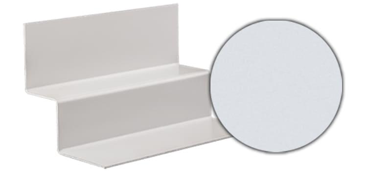 Профиль внутреннего угла CEDRAL С01 (Белый минерал)