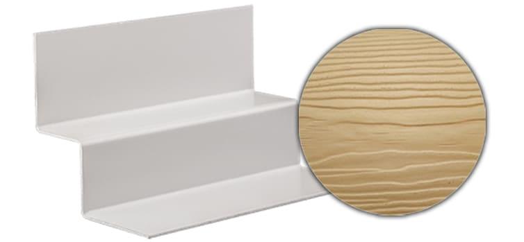 Профиль внутреннего угла CEDRAL С11 (Золотой песок)