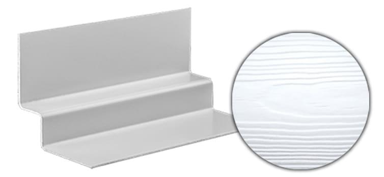 Профиль внутреннего угла CEDRAL click С01 (Белый минерал)