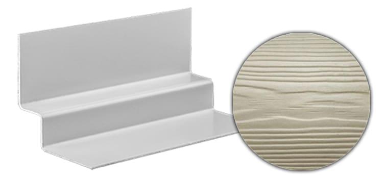 Профиль внутреннего угла CEDRAL click С03 (Белый песок)