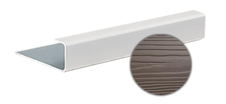 Профиль соединительный CEDRAL click С55 (Кремовая глина)