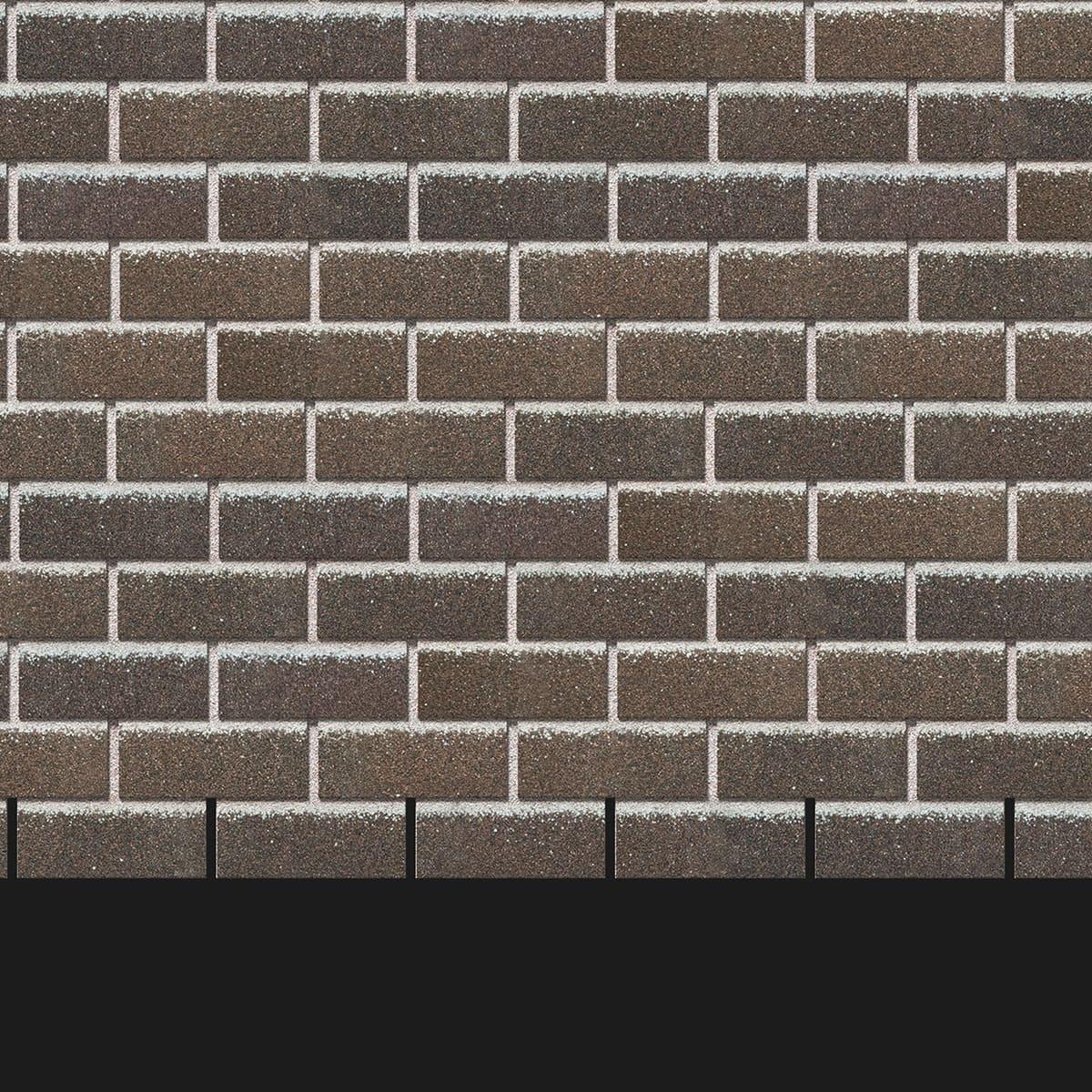 Фасадная плитка Döcke PREMIUM/ BRICK/ Зрелый каштан