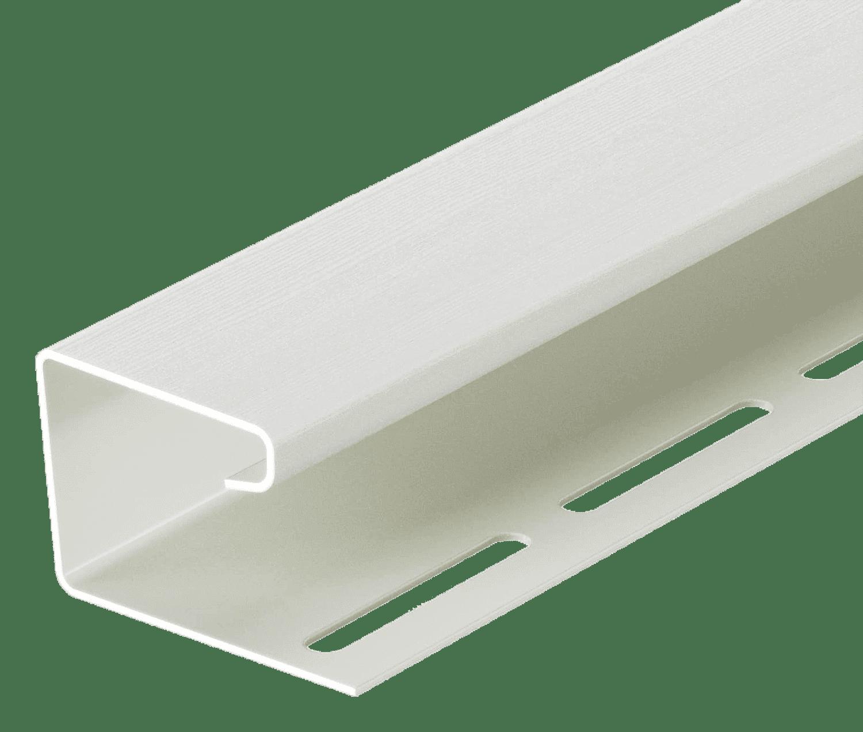 Döcke LUX/ J-профиль 30 мм (Пломбир)