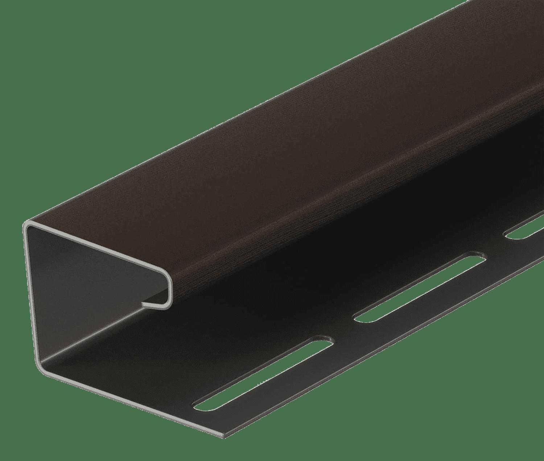 Döcke LUX/ J-профиль 30 мм (Шоколад)