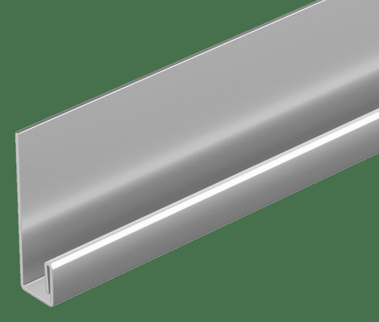 Döcke LUX/ Стартовый металлический профиль 2м