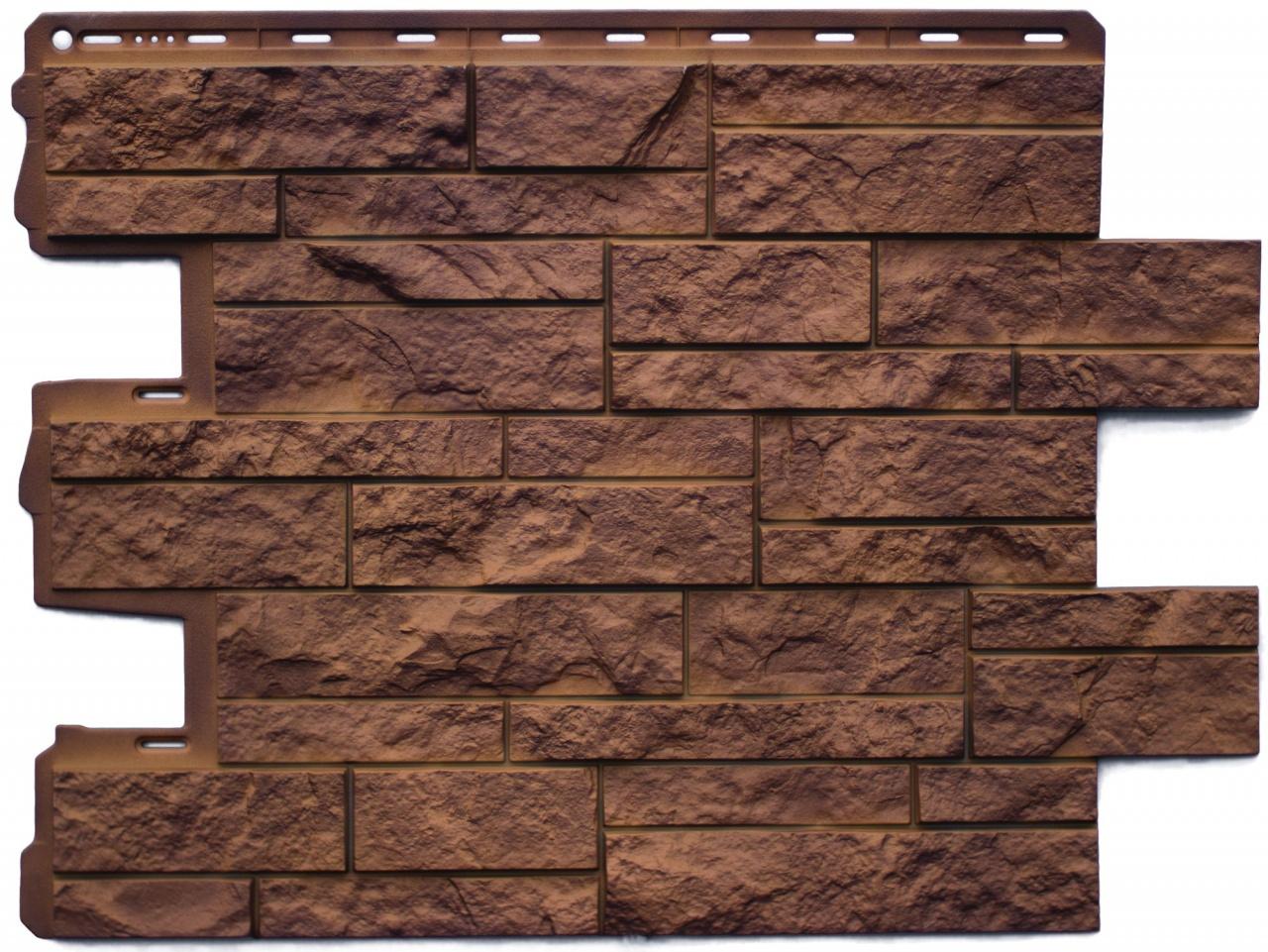 ФП Альта-Профиль камень Шотландский Блэкберн 0.795х0.591 м.п.