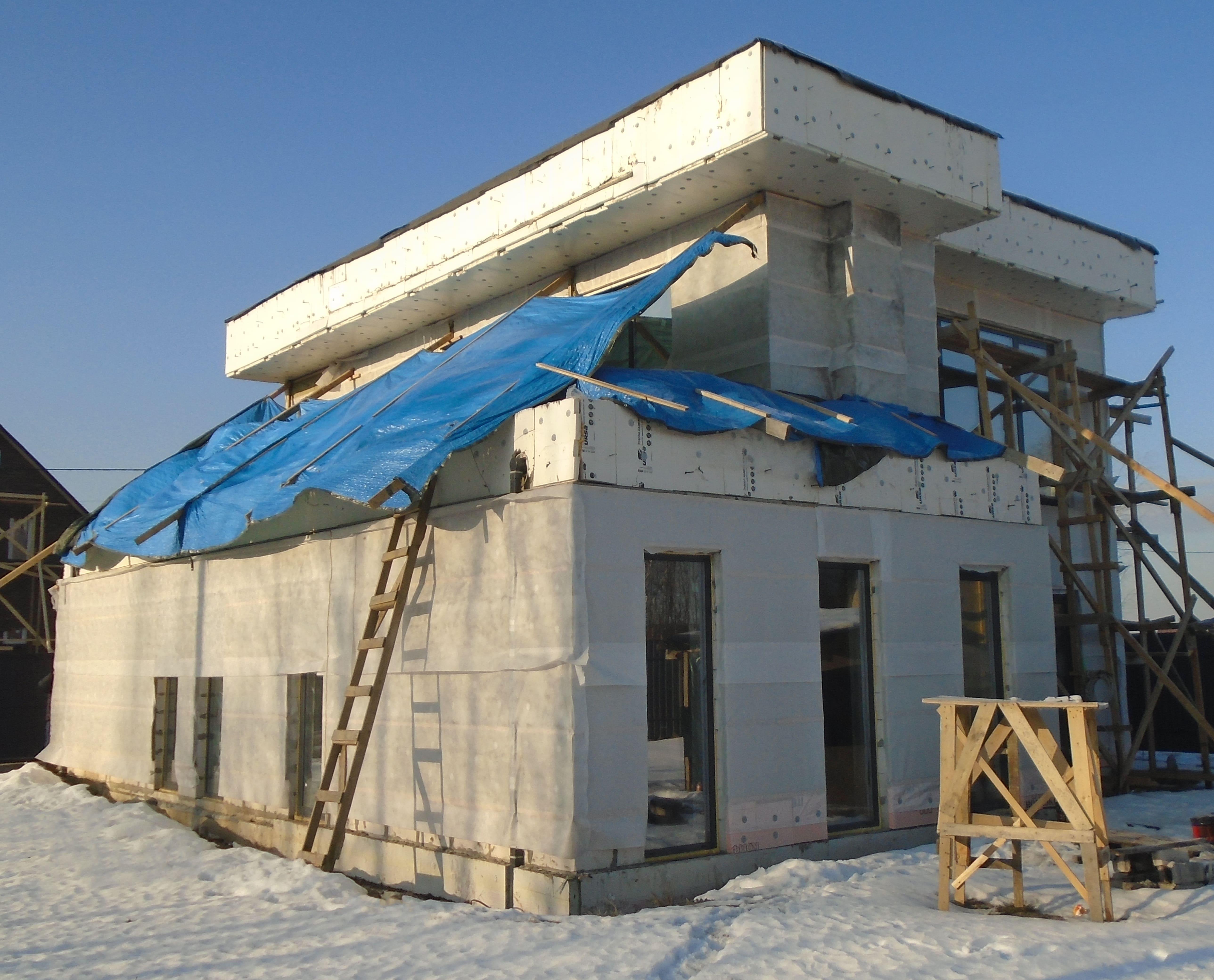 3D дизайн фасада