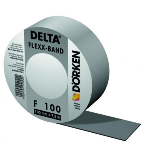 Лента соединительная DELTA FLEXX-BAND F100 10*0,1м