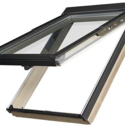 Мансардное окно FTP-V U3 55*78 ПРОФИ