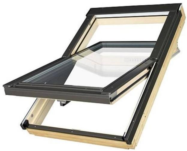 Мансардное окно PTP U3 55*78