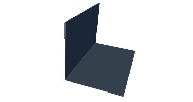 Угол внутренний 50х50 0,5 Drap-foil RAL 7024