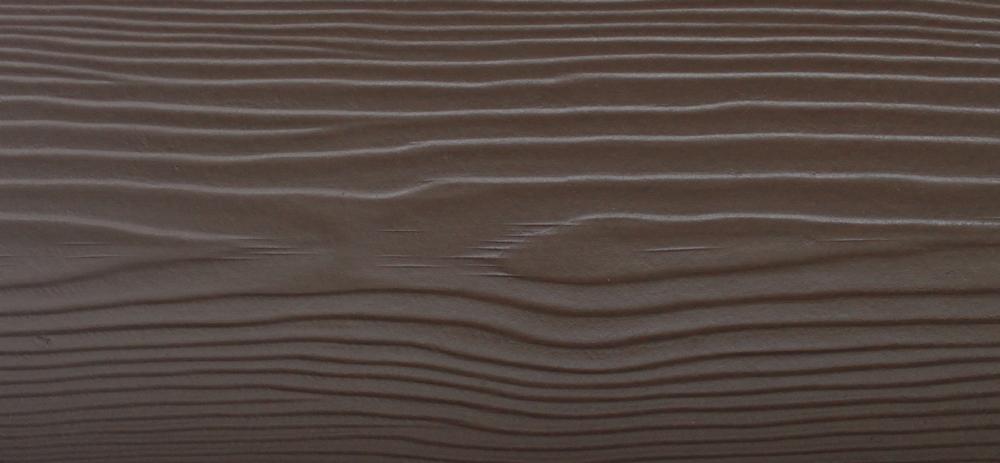 Сайдинг CEDRAL wood (под дерево) С21 (Коричневая глина)