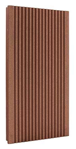 Террасная доска TERRADECK Velvet 152x28 6000м (коричневый)