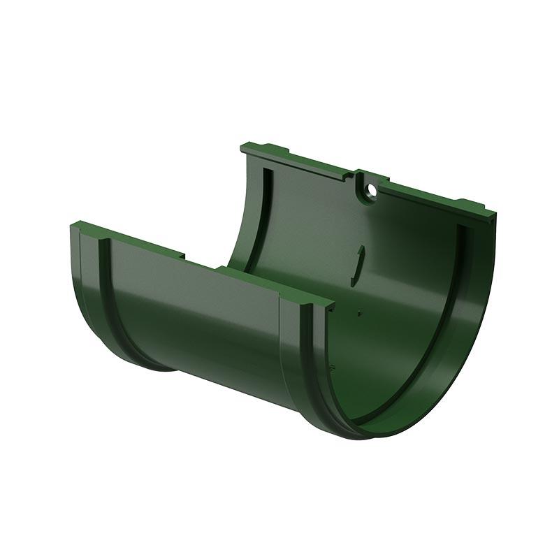 Döcke STANDARD Соединитель желобов 120 мм (Зеленый)