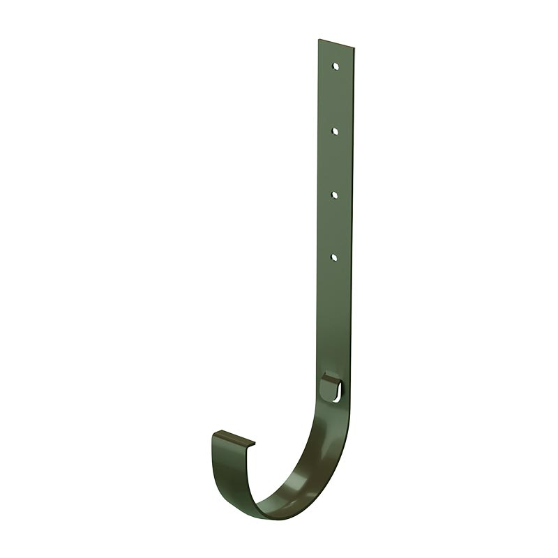 Döcke STANDARD Кронштейн желоба металлический 120 мм * 300 мм (Зеленый)