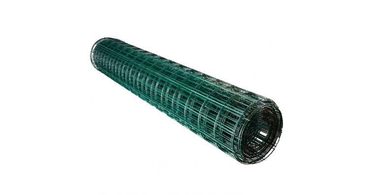 Сетка Europlast 2,20/100/50 1,8х25м зеленый RAL 6005