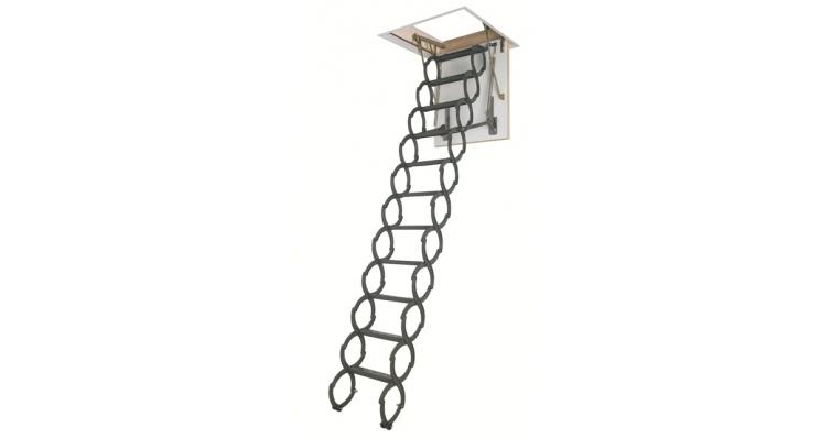 Металлическая термоизоляционная лестница LST 50*80*280