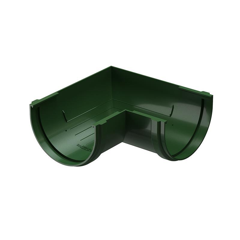 Döcke STANDARD Угловой элемент 120 мм * 90˚ (Зеленый)