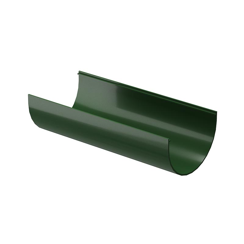 Döcke STANDARD Желоб водосточный 120 мм * 3м (Зеленый)