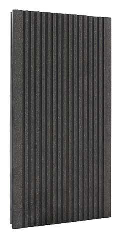 Террасная доска TERRADECK Velvet 152*28*4000м (черный)