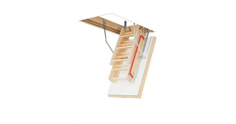 Суперэнергосберегающая лестница LWT 60*120*280