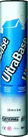 Подкладочный ковер Katepal UltraBase U-EL 60/2200 (15м) с самокл. слоем