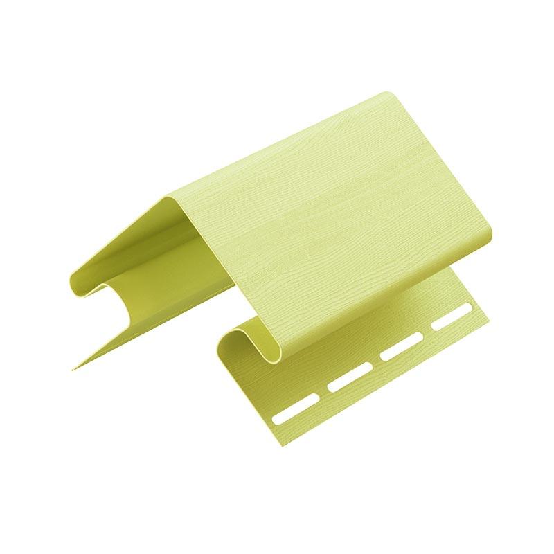Döcke PREMIUM Внешний угол 75 мм (Лимон)