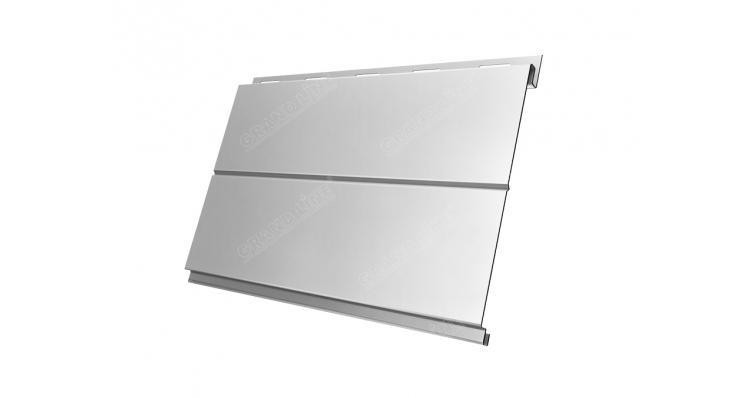 Вертикаль 0,2 GL line 0,5 Quarzit с пленкой RAL 9003