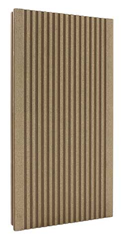 Террасная доска TERRADECK Velvet 152*28*4000м (натур)