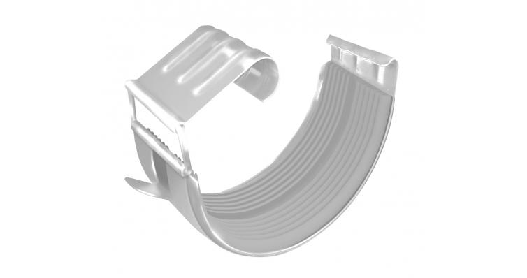Соединитель желоба GL 150 мм RAL 9003